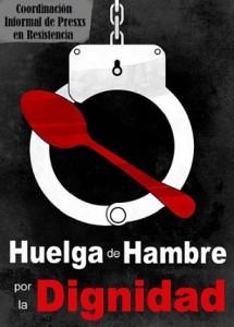 Huelga de hambre presos en resistencia