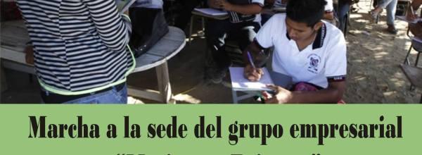 Acciones Masivas del Frente Magisterial Jalisco contra la Reforma Educativa y por la Presentación con vida de los 43 Estudiantes de Ayotzinapa