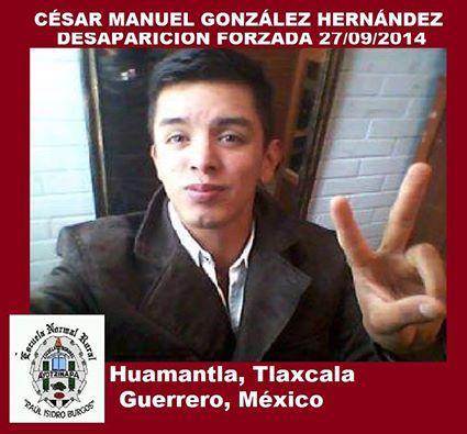 34 Cesar Manuel Gonzalez Hernandez 2