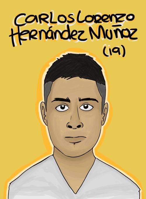 35 Carlos Lorenzo Hernandez Munoz 13
