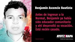 38 Benjamin Ascencio Bautista