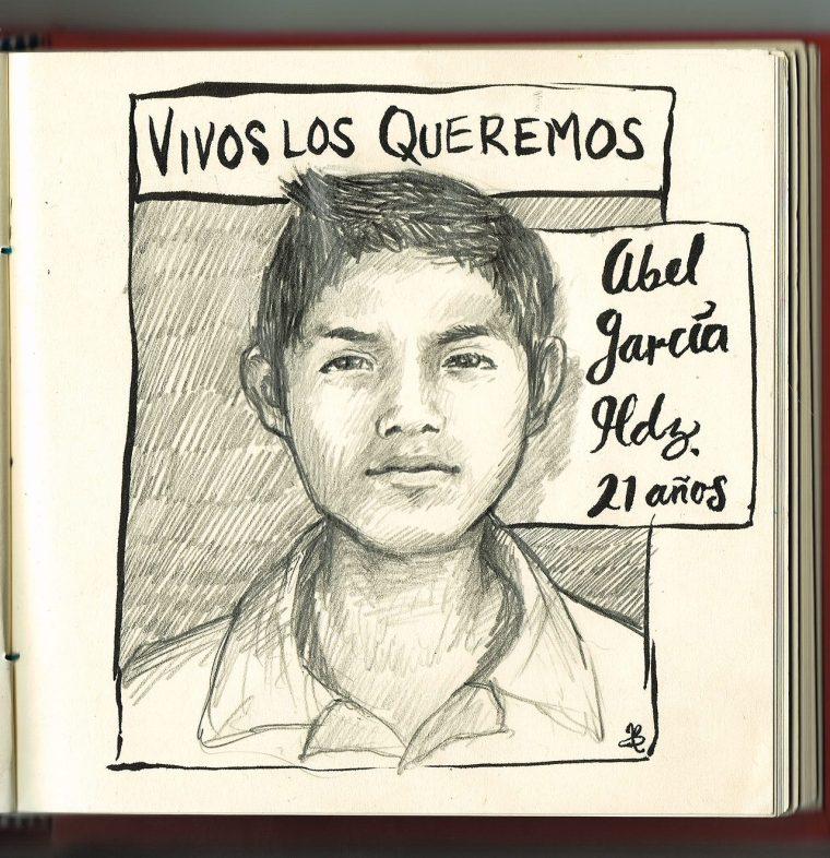 43 Abel Garcia Hernandez 2