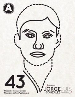 18 Jorge Luis Gonzalez Parral - 5