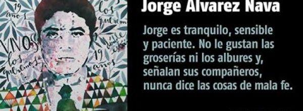 A 21 días #YoTeNombro Jorge Álvarez Nava #Ayotz1napa #43Ayotzinapa