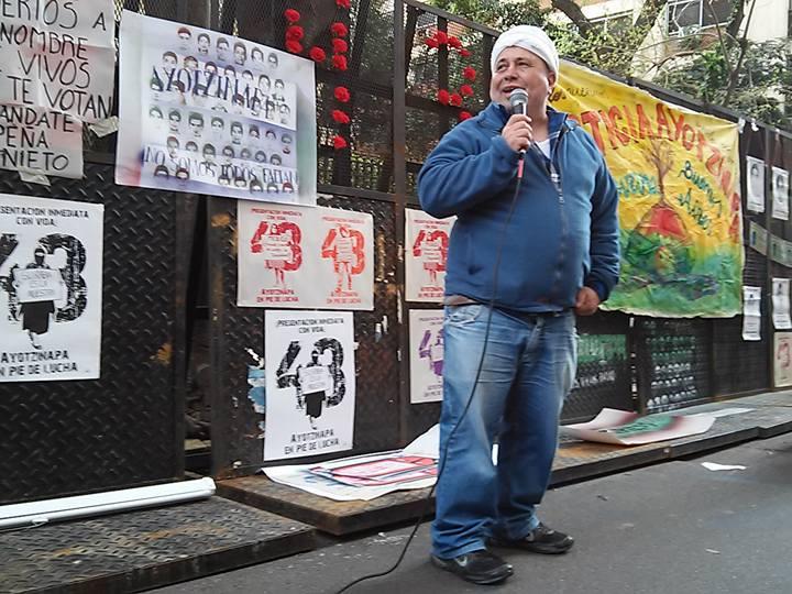 Buenos Aires por los 43 2