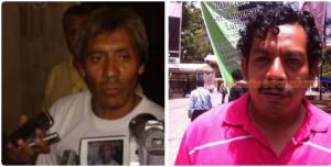 Profesores levantados en Oaxaca