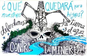 Contra la mineria
