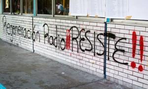 Regeneracion Radio Resiste