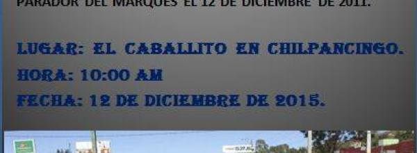 Ayotzinapa, 12 dic: Marcha contra la impunidad por ejecuciones de Gabriel y Alexis a 4 años