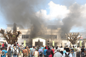 Ejido Tila expulsa oficinas del ayuntamiento de territorio ejidal
