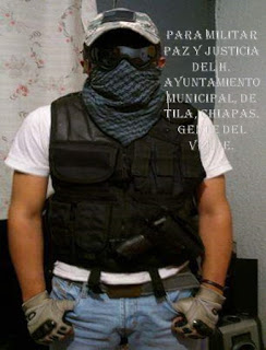 Paramilitar Tila 1