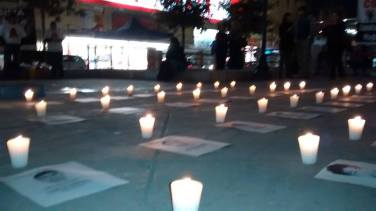Ayotzinapa en Monterrey 2