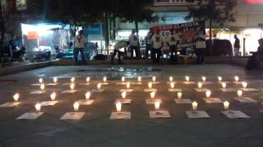 Ayotzinapa en Monterrey 3