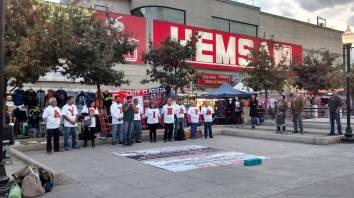Ayotzinapa en Monterrey 4