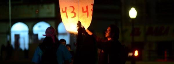 Ayotzinapa: Hace casi un año y Caravana con madres de migrantes mesoamericanos en Italia