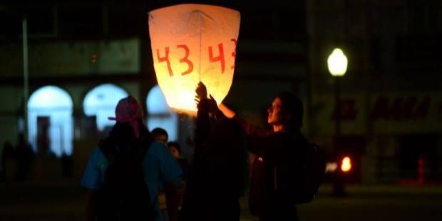 Ayotzinapa en Monterrey 5