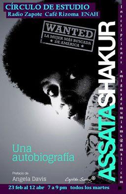 Circulo de estudio Assata Shakur