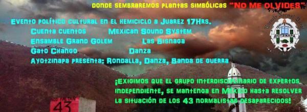 Ayotzinapa: 18 veces 26