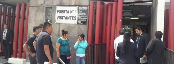 Ayotzinapa: ¡Ya basta de agredir a los padres!