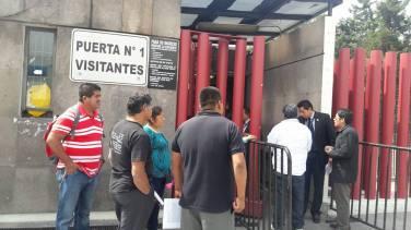 Ayotzinapa en el congreso 2