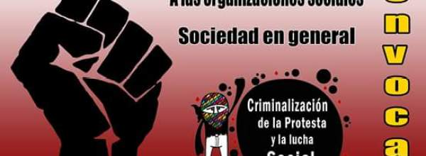 3 abr, Ayotzinapa: Encuentro estatal de organizaciones sociales