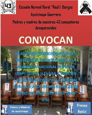 20160618 ANP en Ayotzinapa