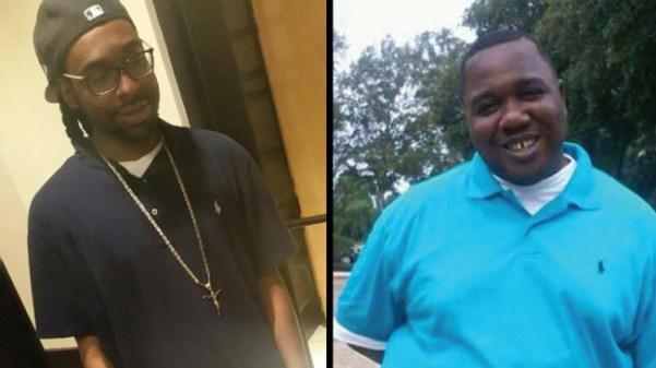 Philando Castile y Alton Sterling