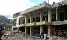 Demolicion Palacio Tila