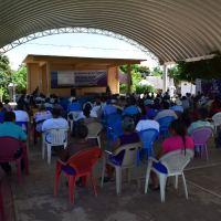 Pronunciamiento en defensa del territorio de la Sierra de Santa Marta, Veracruz
