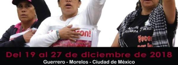 Caravana 43 La Esperanza Renace #Ayotzinapa