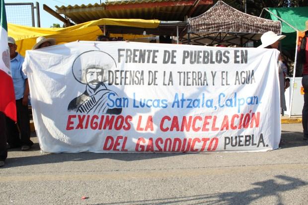En Amilcingo se preparan para defender derechos en caso de la termoeléctrica