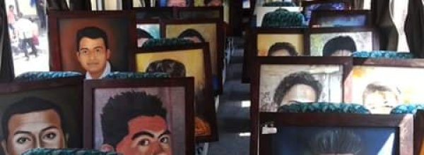 26 may: 56 Acción Global por Ayotzinapa