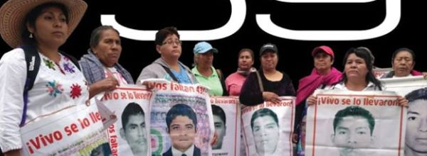 26 ago: 59 Acción Global por Ayotzinapa