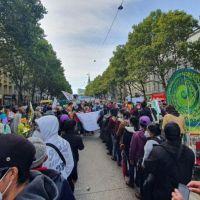 Comunicado zapatista desde Viena, Austria: Hay una mujer. Contra la destrucción de la Naturaleza