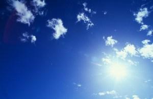 Utilizar sombrilla para el sol