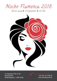 Noche Flamenca 2018 - Centro Flamenco Berlin