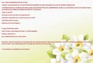 7 leyes para centro girasol