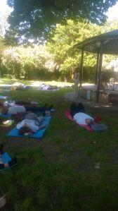 Yoga Insieme (22 maggio 2016) - Posizione Distesa