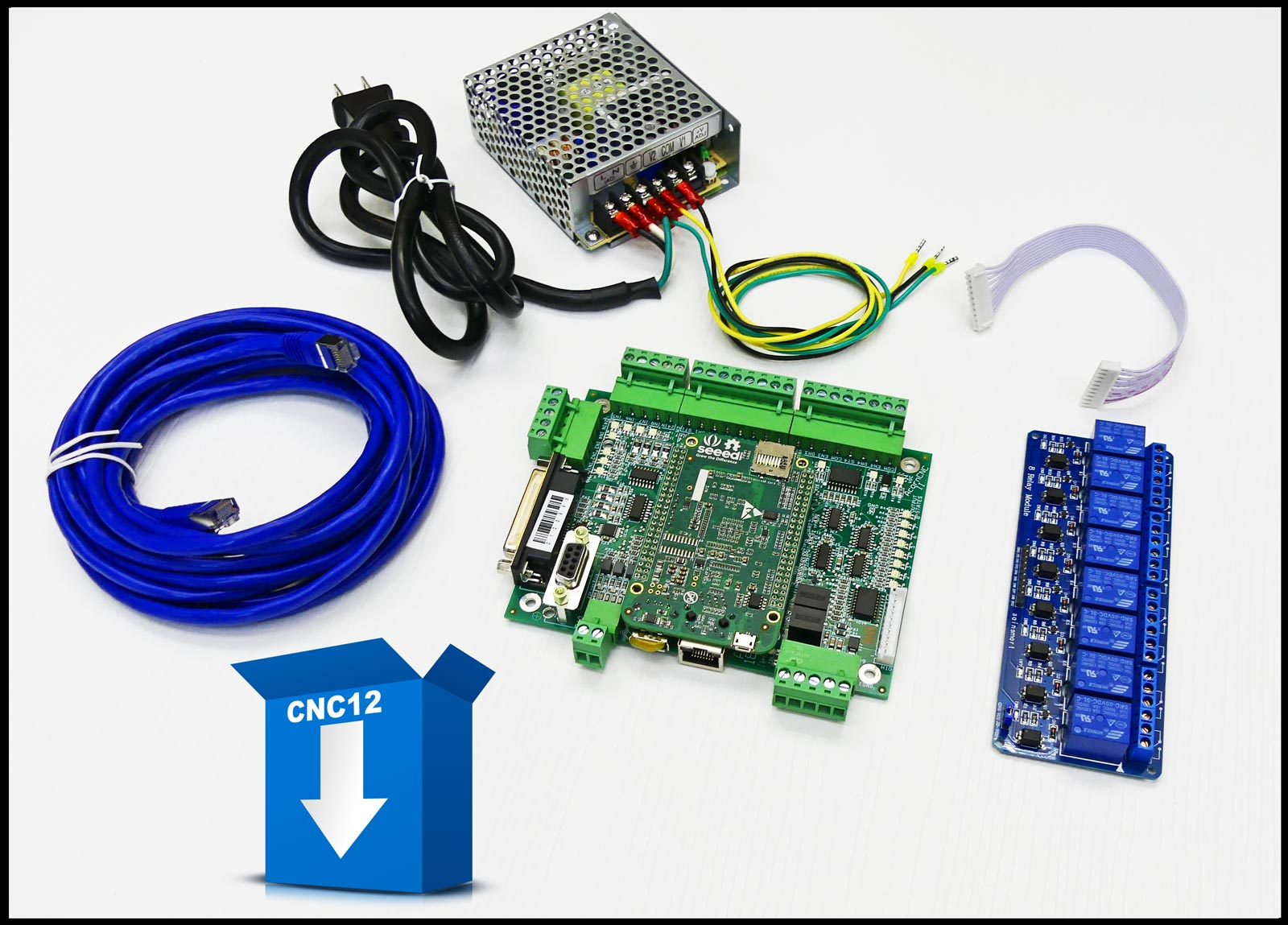hight resolution of acorn cnc control kit