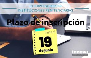 convocatoria-cuerpo-superior-instituciones-penitenciarias