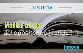oposiciones justicia madrid