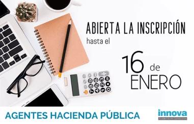 oposiciones agentes hacienda publica