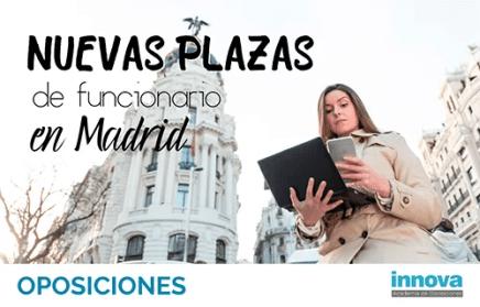 oposiciones ayuntamiento de madrid