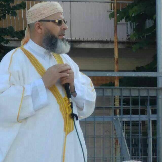 """El Aichi Bouchaib, l'imam del Centro Islamico culturale """"La Luce"""" di Cassino"""