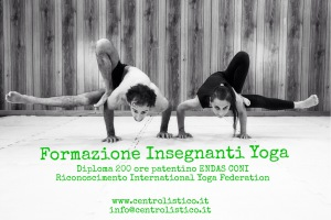 Nuovo Corso di Formazione Insegnanti Yoga 2015
