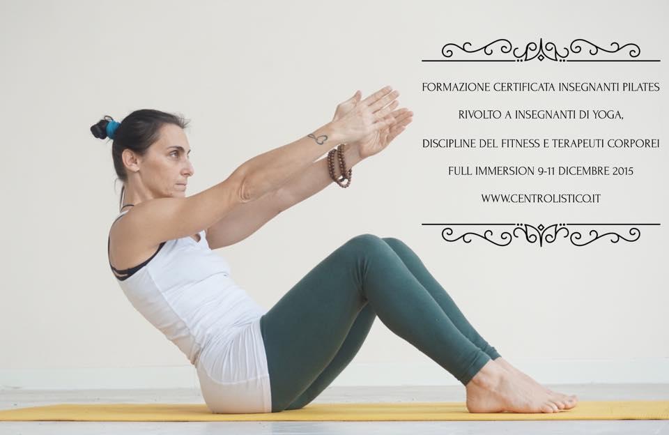 Formazione Pilates Matwork per istruttori sportivi