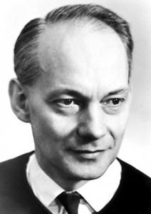 Manfred Eigen (1927, Alemania), Premio Nobel de Química en 1967.