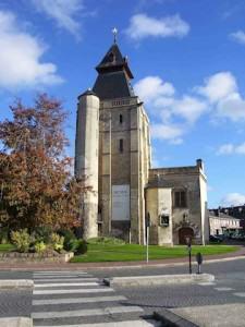 Museo Boucher de Perthes en Abbeville, Francia.