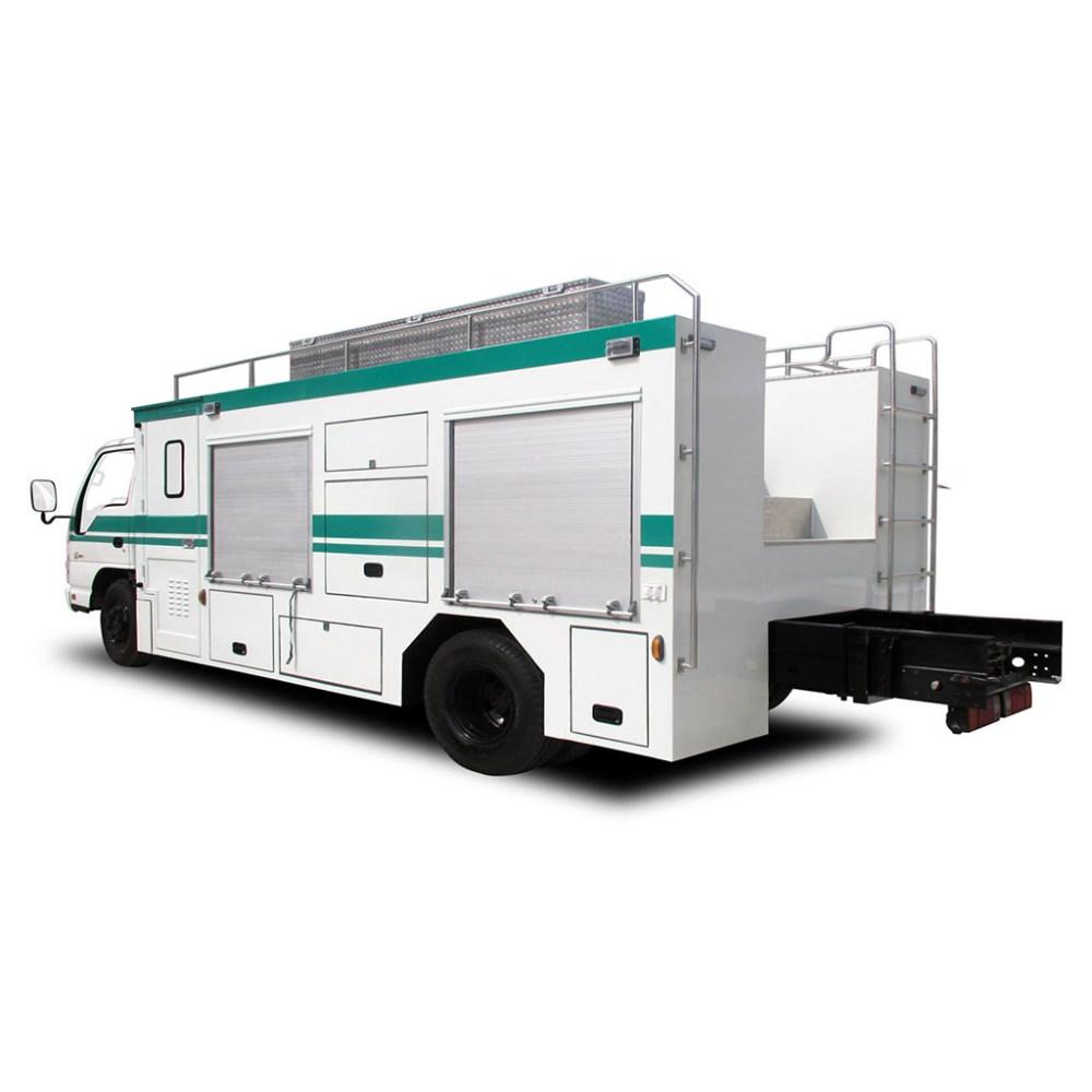 medium resolution of rescue truck isuzu nqr
