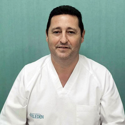 Pedro Manuel López Vega osteopata